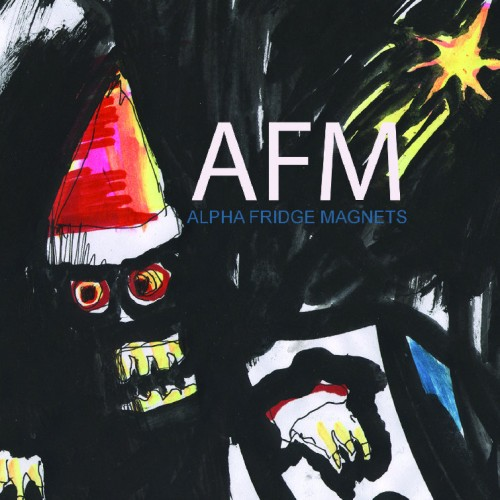 AFM ‎– Alpha Fridge Magnets CD'r