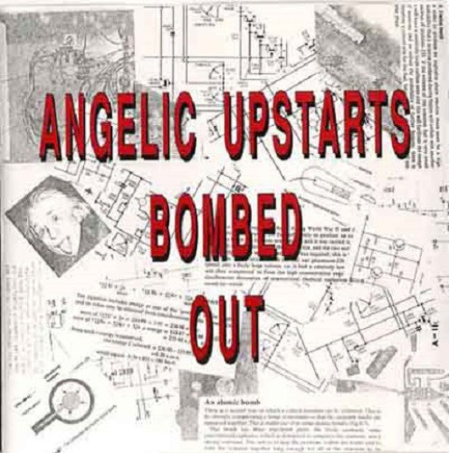 Angelic Upstarts ‎– Bombed Out / LP