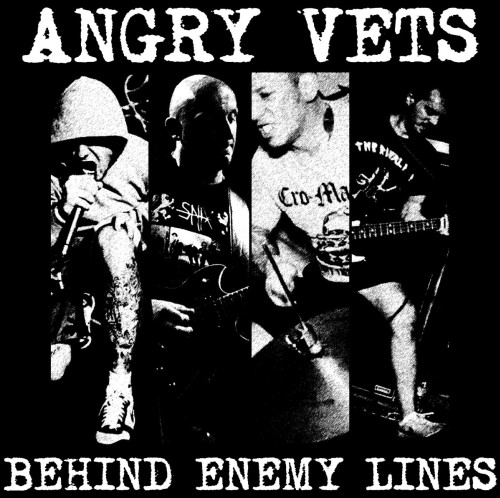 Angry Vets ‎– Behind Enemy Lines / CD