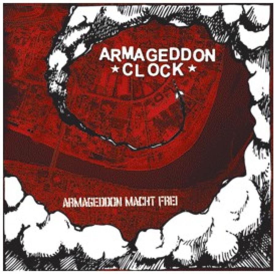 Armageddon Clock – Armageddon Macht Frei / CD