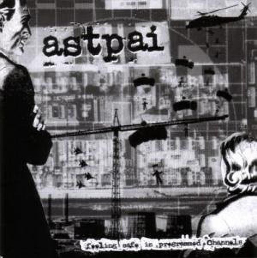 Astpai – Feeling Safe In Programmed Channels / CD