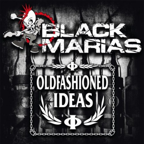 "The Black Marias / Oldfashioned Ideas ""Spit"" / 7'inch"