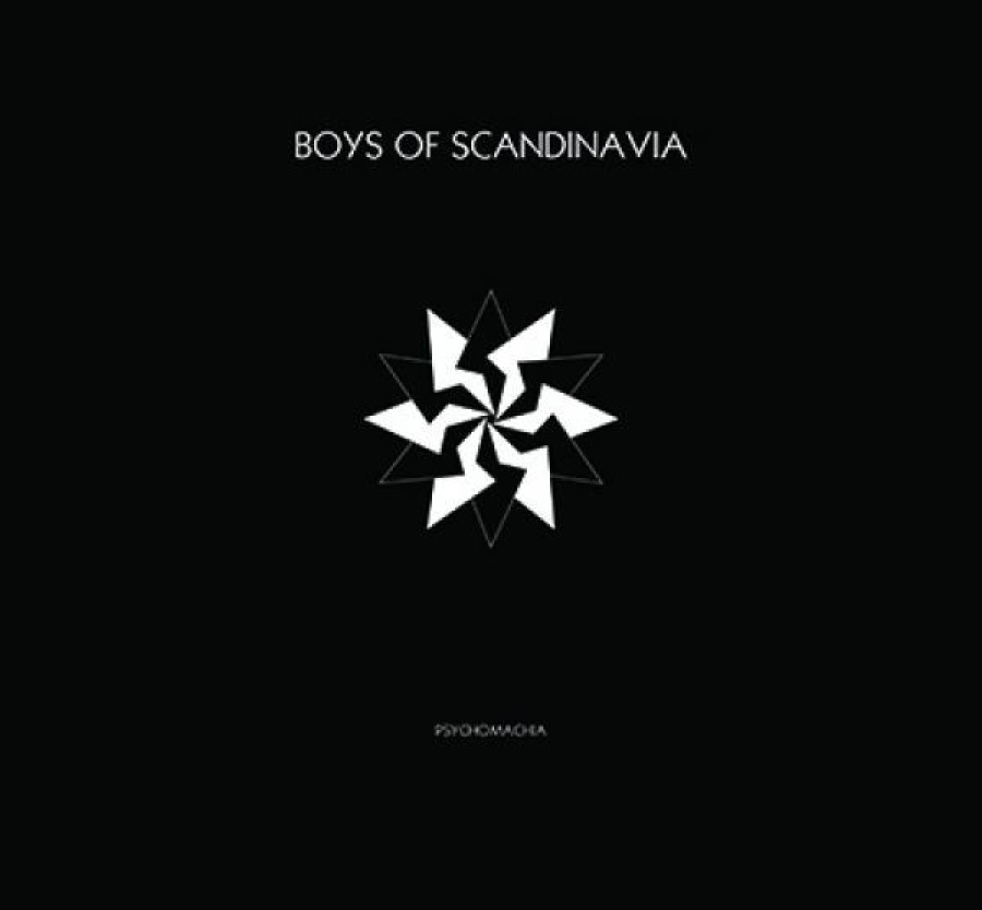 Boys Of Scandinavia ‎– Psychomachia / LP x2