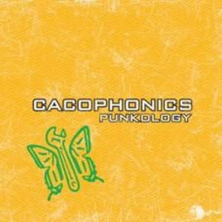 Cacophonics ‎– Punkology / CD