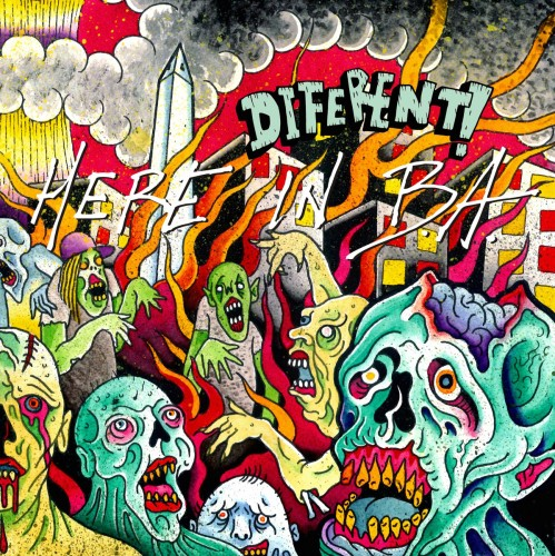 Diferent!* ‎– Here in B.A / LP