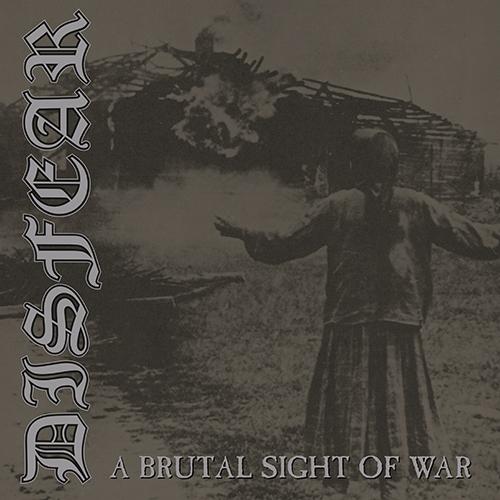 Disfear – A Brutal Sight Of War / LP