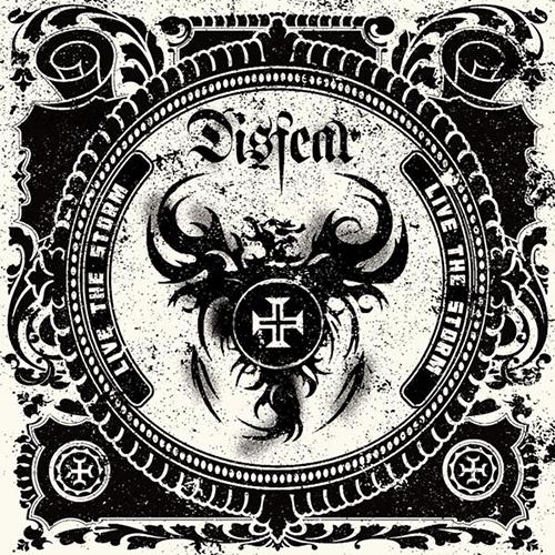 Disfear – Live The Storm / LP