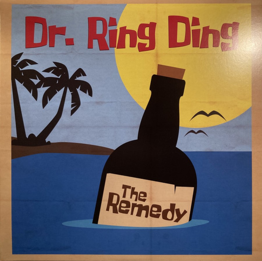 Dr. Ring-Ding ‎– The Remedy / LP