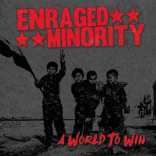 Enraged Minority ‎– A World To Win / LP