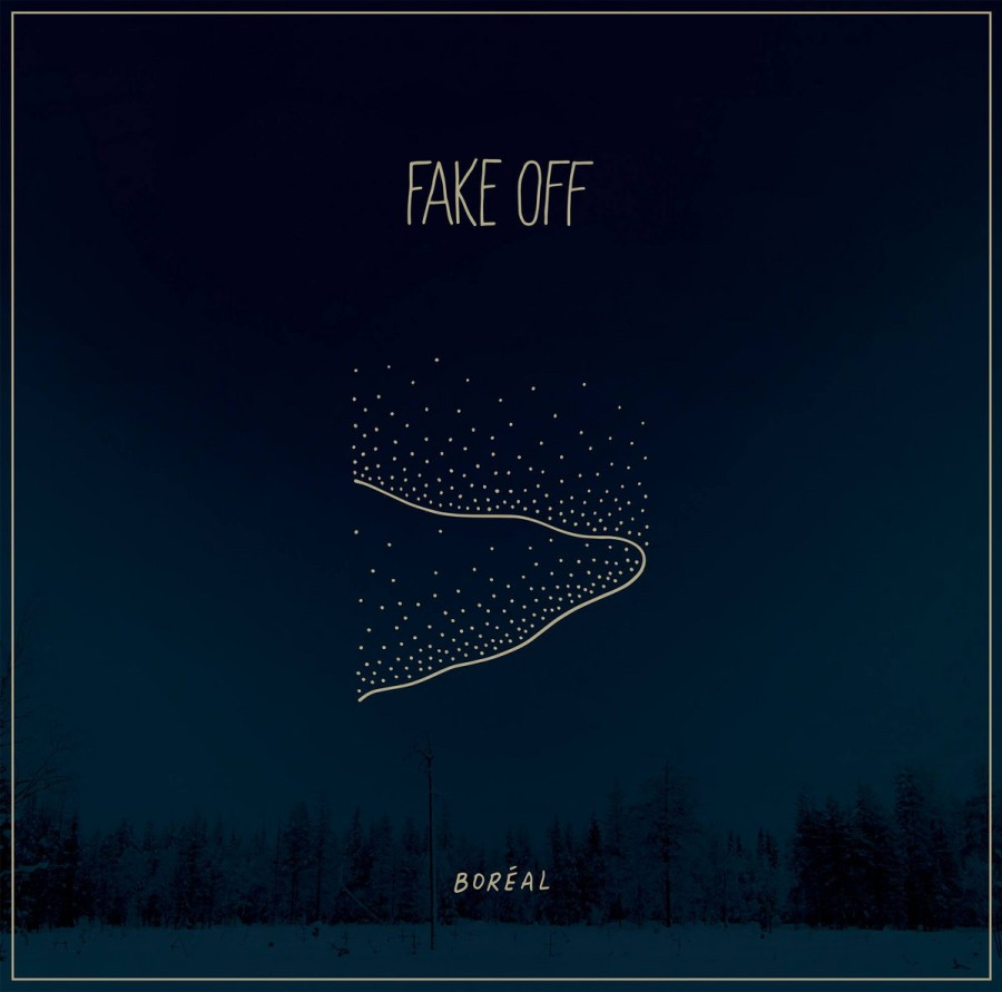 Fake Off ‎– Boréal / LP