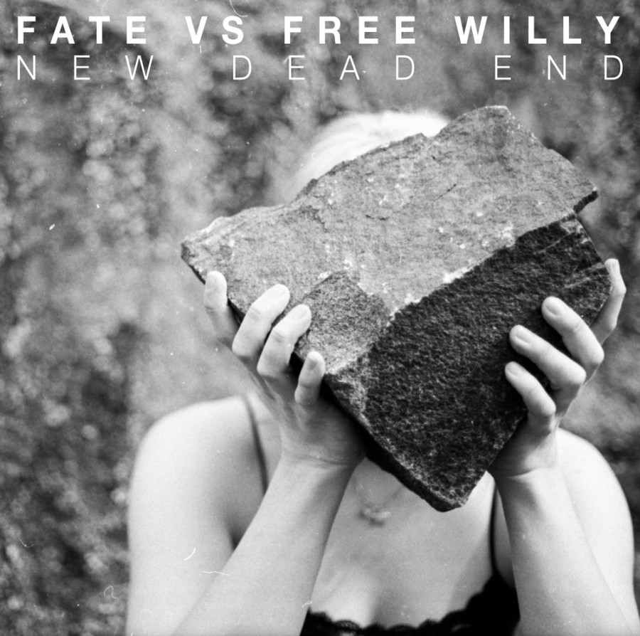 Fate Vs Free Willy ‎– New Dead End / LP