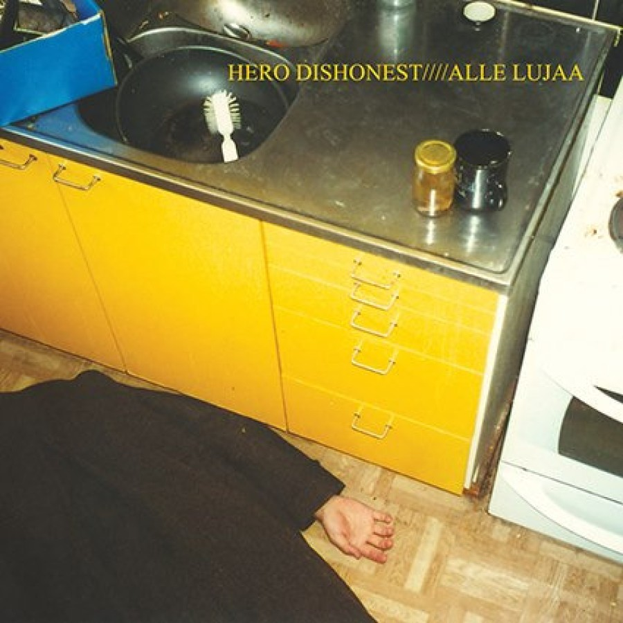 Hero Dishonest ‎– Alle Lujaa / LP