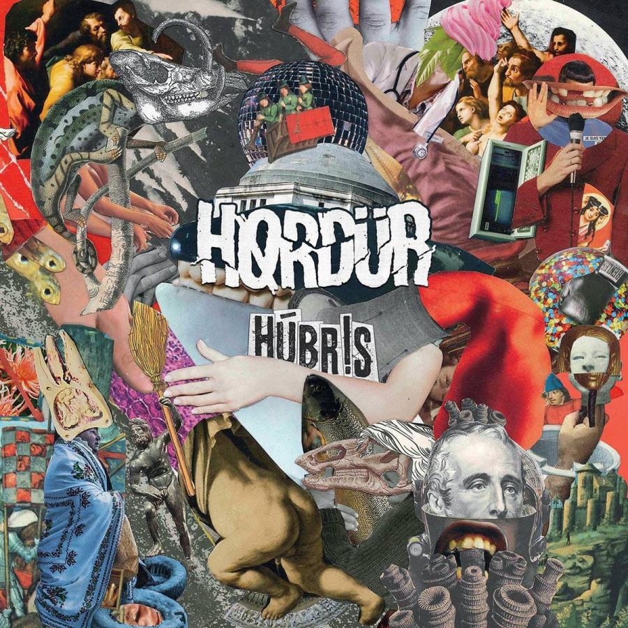 Hørdür - Húbris / LP