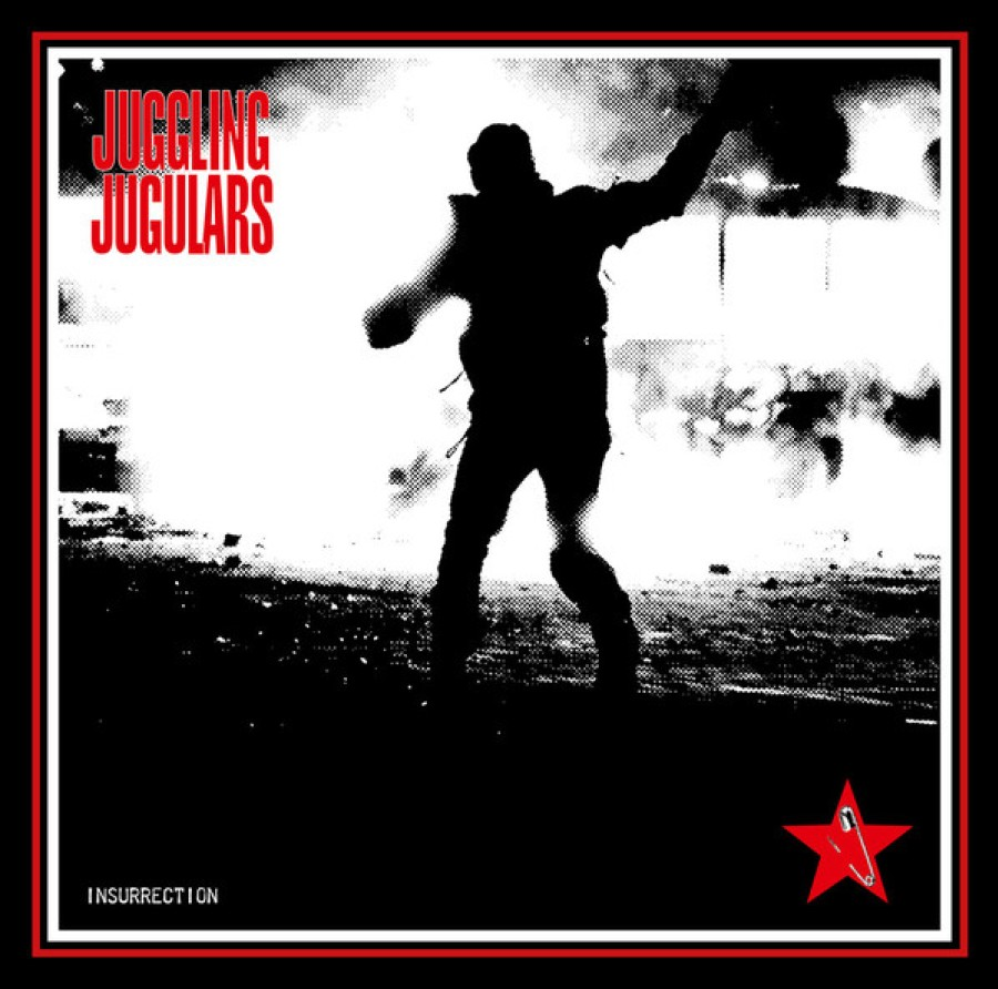 Juggling Jugulars ‎– Insurrection / LP