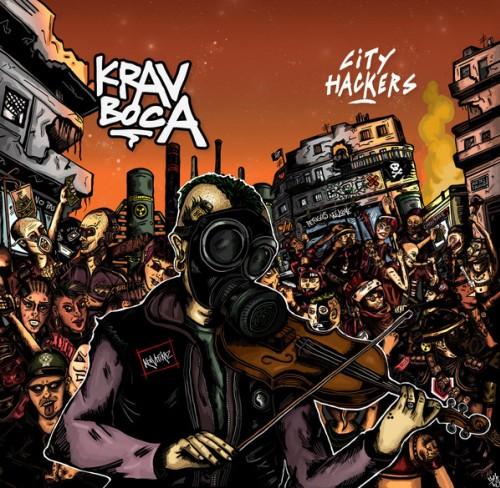 Krav Boca – City Hackers / LP