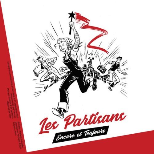 Les Partisans – Encore Et Toujours / 7'inch