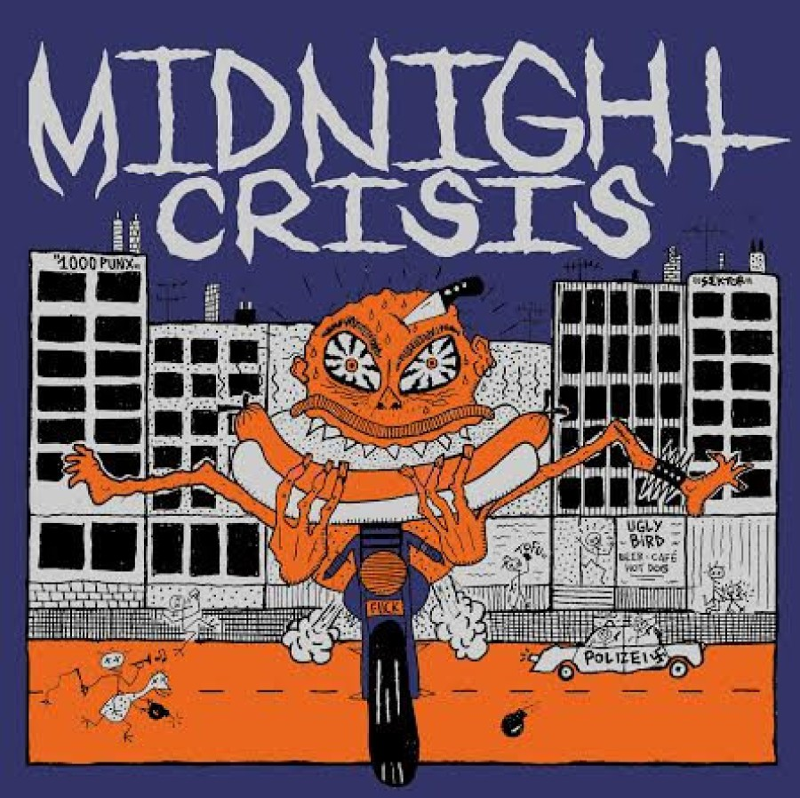 Midnight Crisis ‎– Midnight Crisis / 7'inch