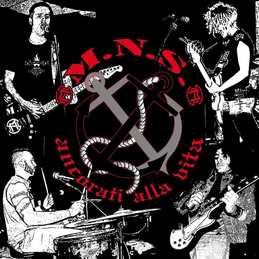 M.N.S. – Ancorati Alla Vita / CD