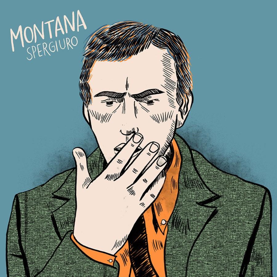 Montana – Spergiuro / LP