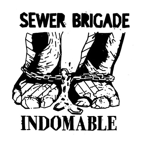 More Images  Sewer Brigade ‎– Indomable / 7'inch