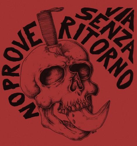 Noprove – Via Senza Ritorno / CD