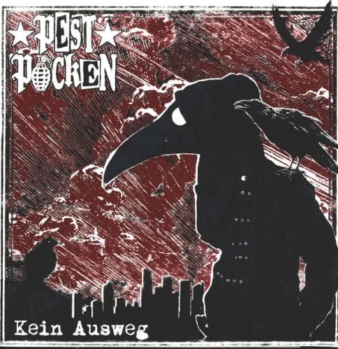 Pestpocken – Kein Ausweg / LP
