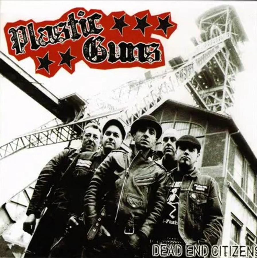 Plastic Guns – Dead End Citizens / CD