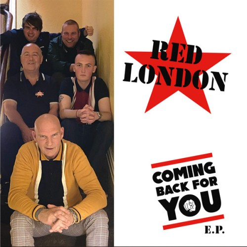 Red London ‎– Coming Back For You E.P. / LP + CD
