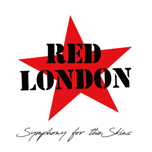 Red London ‎– Symphony For The Skins / LP +CD