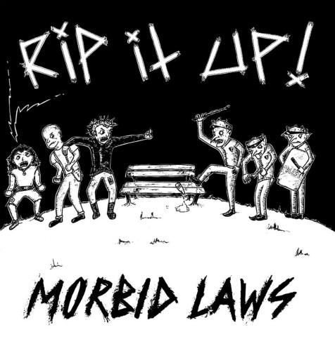 Rip It Up – Morbid Laws / LP