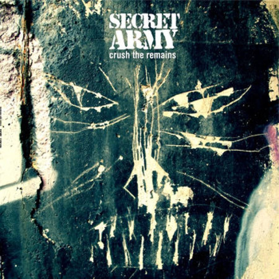 Secret Army ‎– Crush The Remains / CD