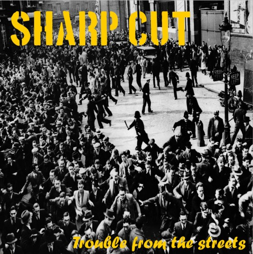 Sharp Cut – Trouble From The Streets / LP