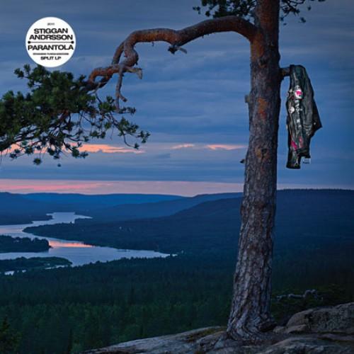 Stiggan Andersson / Parantola – Split  / LP