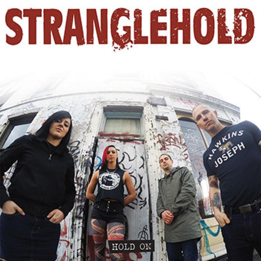 Stranglehold – Hold On / 7'inch