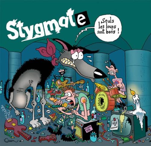 Stygmate - Seuls Les Loups Sont Bons / CD
