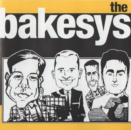 The Bakesys – The Bakesys / CD