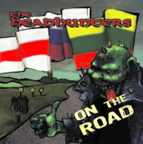 "The Headhunters ""On The Road"" / CD"