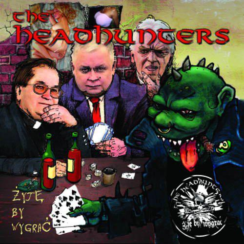 The Headhunters – Żyję By Wygrać / CD