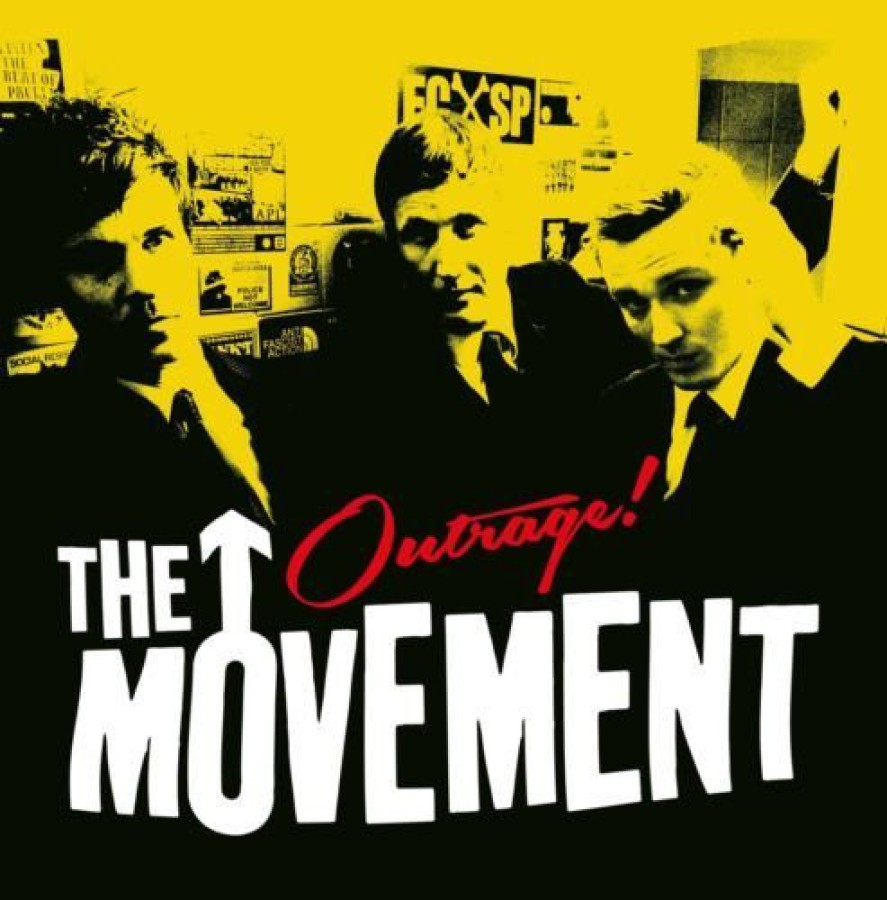 The Movement – Outrage! / 7'inch