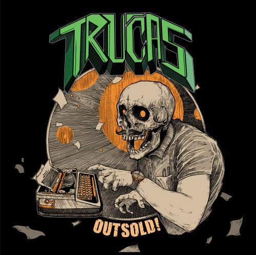 TRUČAS - outsold / LP