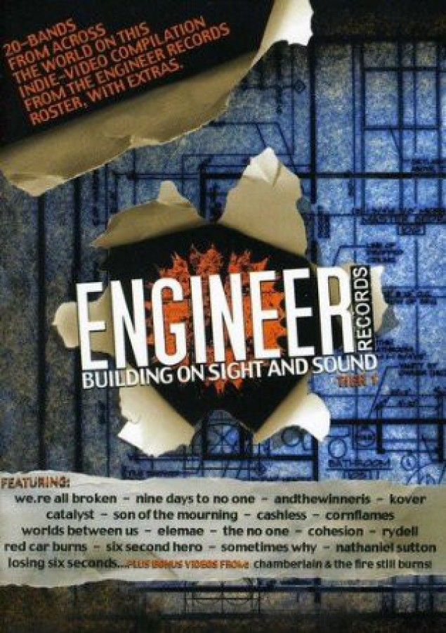 V/A ‎– Engineer Records: Building On Sight And Sound Tier 1 / DVD