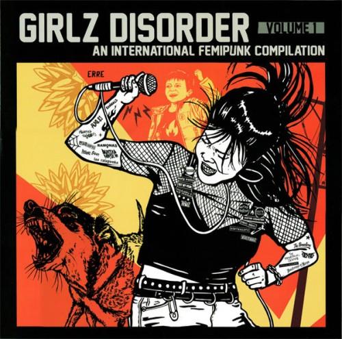V/A – Girlz Disorder Volume 1 / LP +CD
