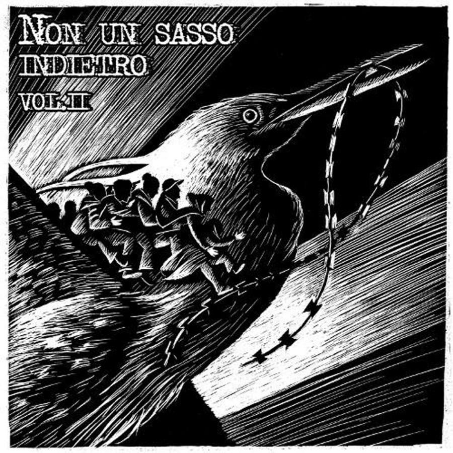 """V/A """"NON UN SASSO INDIETRO"""" vol. 2 / LP x2 CDr"""