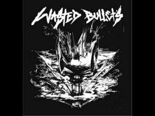 "WASTED BULLETS ""ST EP"" / CD'r"
