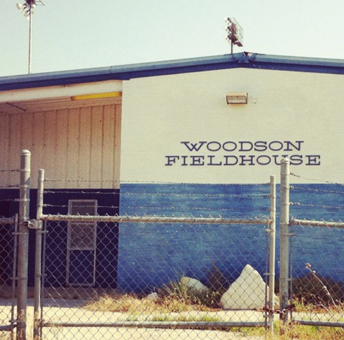 Woodson – Fieldhouse / CD